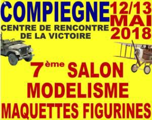 Ma visite à Compiègne au 7éme Salon Modélisme Maquettes Figurines (a)