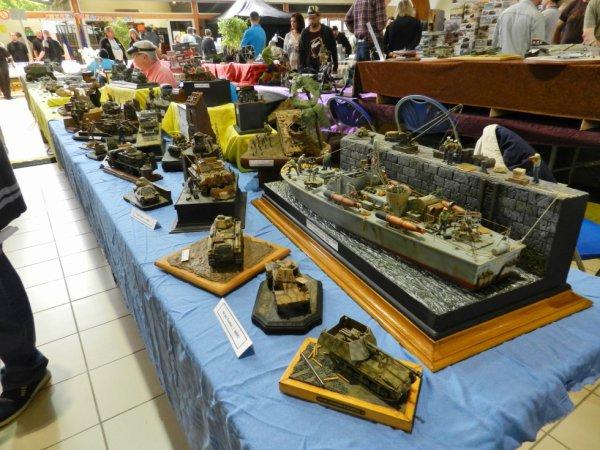 Ma visite à Compiègne au 7éme Salon Modélisme Maquettes Figurines (c)