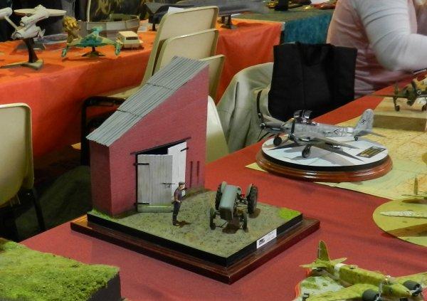 Ma visite à Compiègne au 7éme Salon Modélisme Maquettes Figurines (b4)