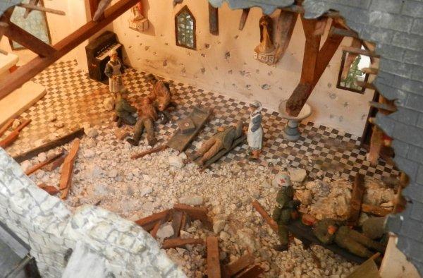 Ma visite à Compiègne au 7éme Salon Modélisme Maquettes Figurines. (b5)