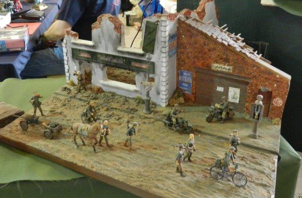 Ma visite à Compiègne au 7éme Salon Modélisme Maquettes Figurines (b6)