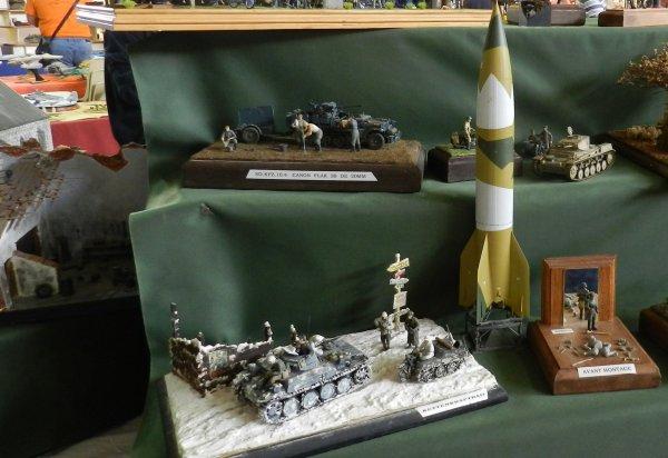 Ma visite à Compiègne au 7éme Salon Modélisme Maquettes Figurines (b7)
