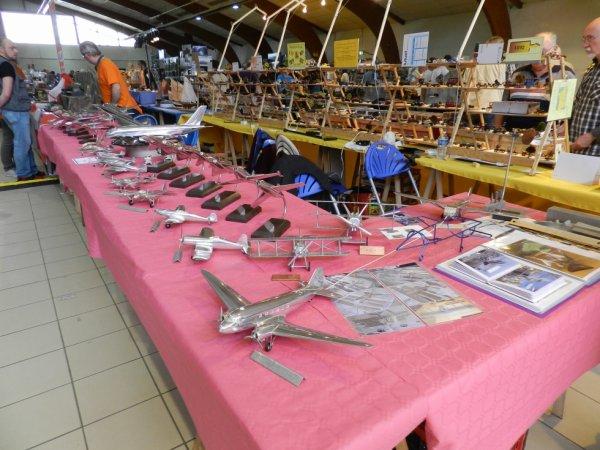 Ma visite à Compiègne au 7éme Salon Modélisme Maquettes Figurines (c3)