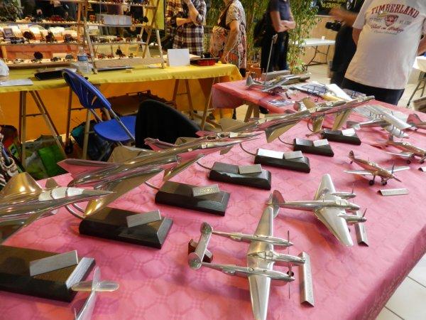 Ma visite à Compiègne au 7éme Salon Modélisme Maquettes Figurines (c4)