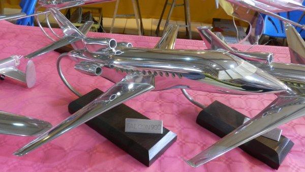Ma visite à Compiègne au 7éme Salon Modélisme Maquettes Figurines (c5)