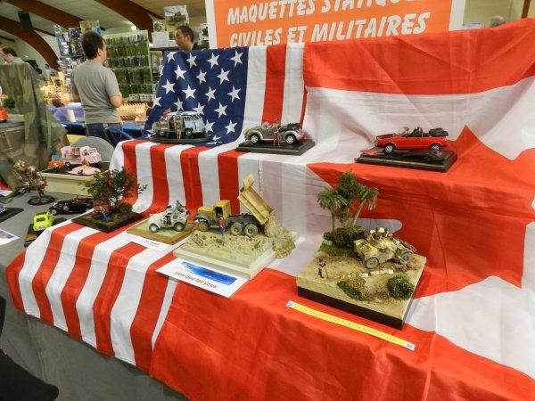 Ma visite à Compiègne au 7éme Salon Modélisme Maquettes Figurines. (c6)