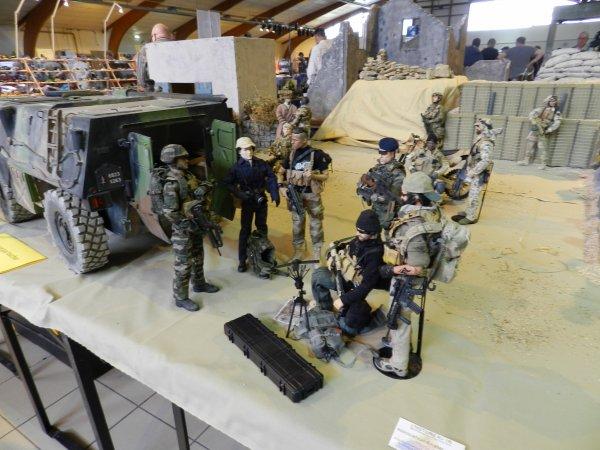 Ma visite à Compiègne au 7éme Salon Modélisme Maquettes Figurines (g2)
