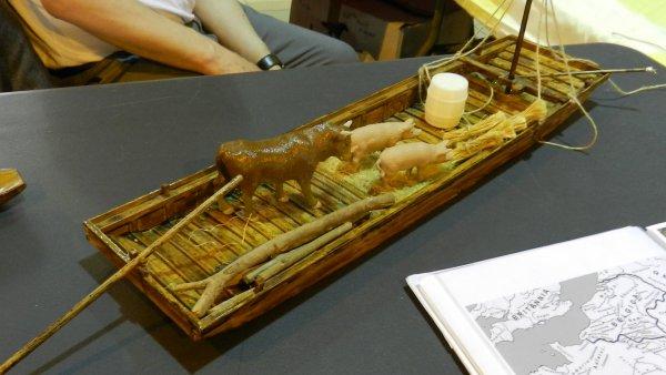 Ma visite à Compiègne au 7éme Salon Modélisme Maquettes Figurines (h3)