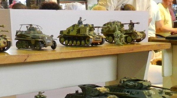 Ma visite à Compiègne au 7éme Salon Modélisme Maquettes Figurines (h1)