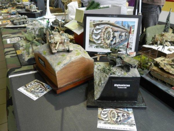 Ma visite à Compiègne au 7éme Salon Modélisme Maquettes Figurines (J3)