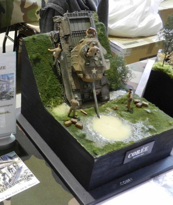 Ma visite à Compiègne au 7éme Salon Modélisme Maquettes Figurines (J4)