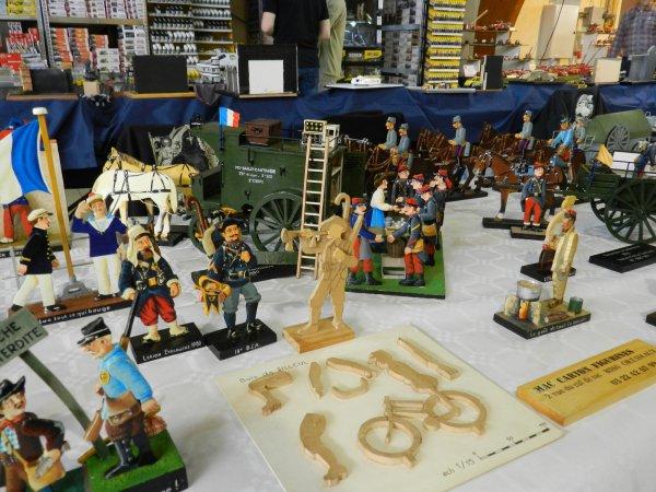 Ma visite à Compiègne au 7éme Salon Modélisme Maquettes Figurines (h2)