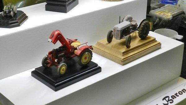 Ma visite à Compiègne au 7éme Salon Modélisme Maquettes Figurines (g4)