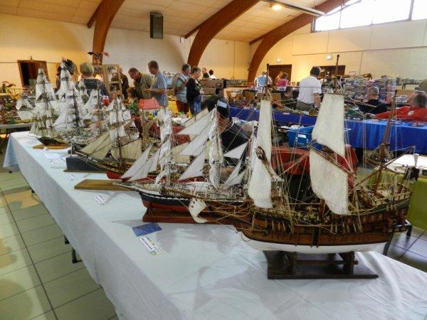 Ma visite à Compiègne au 7éme Salon Modélisme Maquettes Figurines (A2)