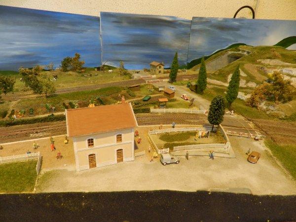 Ma visite à Compiègne au 7éme Salon Modélisme Maquettes Figurines (A3)