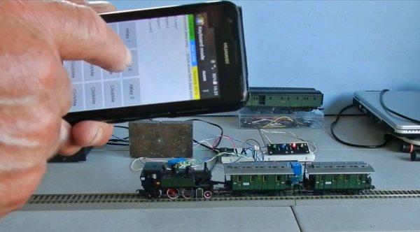 Mes activités - Module à 4 relais DC 12V bluetooth pour Android Mobile (4)
