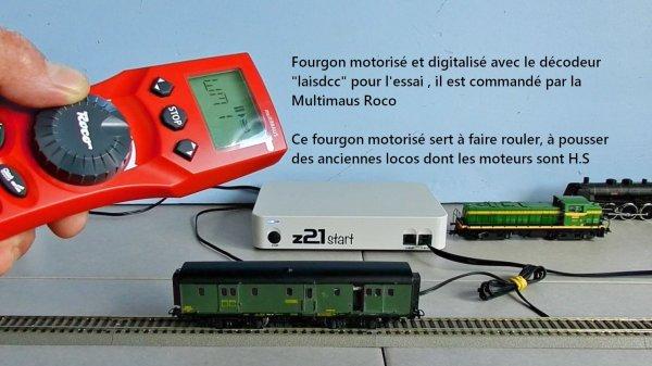 Mon réseau, mes activités - Un fourgon motorisé et digitalisé (1)