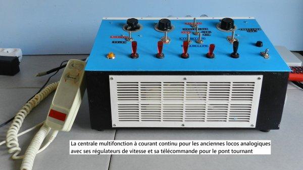 Mon réseau - Cohabitation des locos  numériques  et analogiques (4)