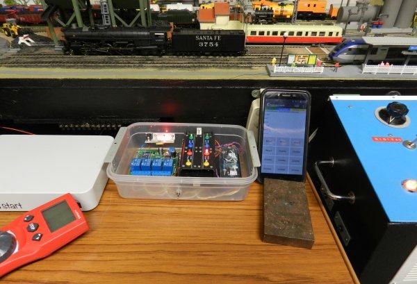 Mes activités - Un boitier à commande bluetooth (a3)