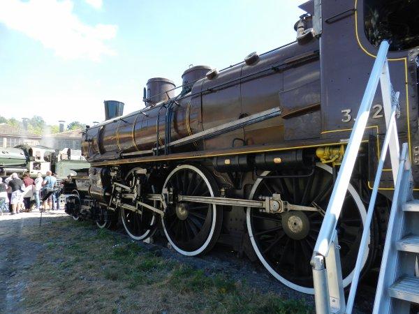 Ma visite - Les Journées de la vapeur à l'Ajecta à Longueville (2)
