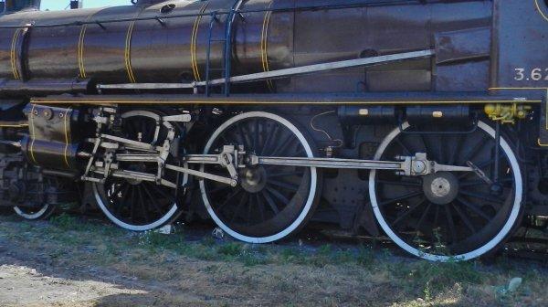 Ma visite - Les Journées de la vapeur à l'Ajecta à Longueville (1)
