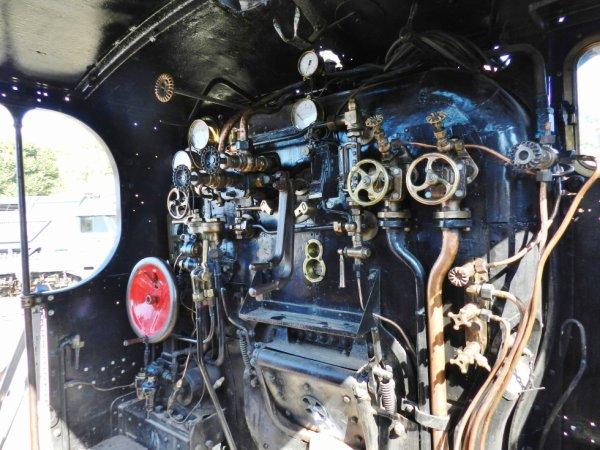 Ma visite - Les Journées de la vapeur à l'Ajecta à Longueville (3)