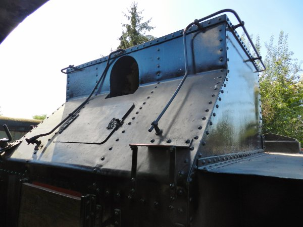Ma visite - Les Journées de la vapeur à l'Ajecta à Longueville (4)