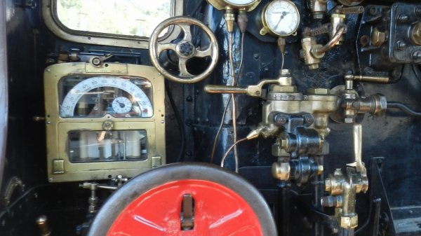 Ma visite - Les Journées de la vapeur à l'Ajecta à Longueville (5)