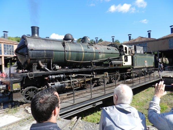 Ma visite - Les Journées de la vapeur à l'Ajecta à Longueville (b1))