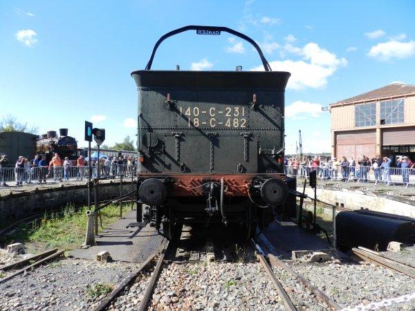 Ma visite - Les Journées de la vapeur à l'Ajecta à Longueville (b2))