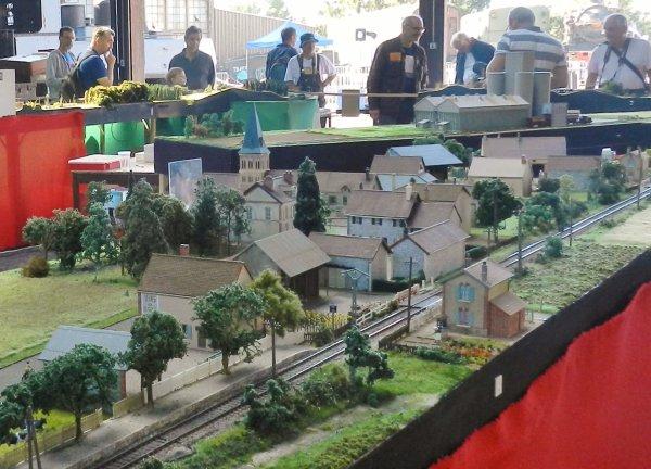 Ma visite - Les Journées de la vapeur à l'Ajecta à Longueville (e3)