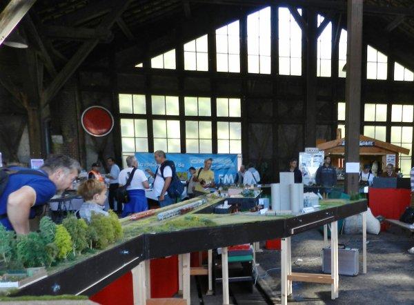 Ma visite - Les Journées de la vapeur à l'Ajecta à Longueville (e5)