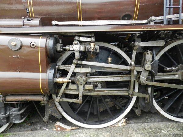 Ma visite - Les Journées de la vapeur à l'Ajecta à Longueville (6)