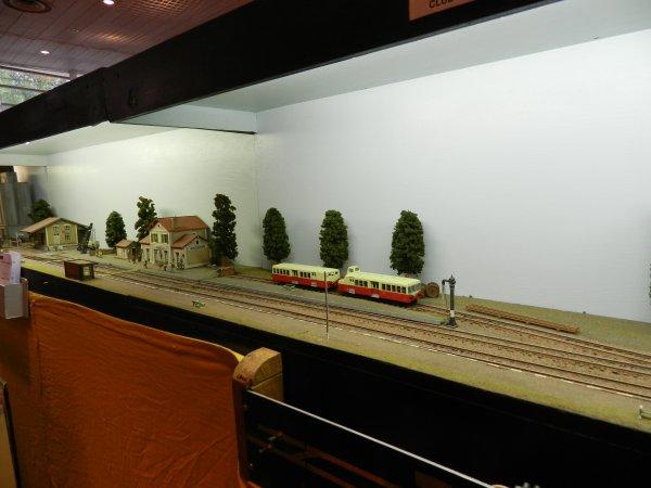 Ma visite - Expo de Modélisme ferroviaire ,centre culturel de Chelles 2018 (2)