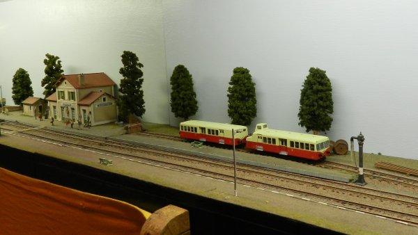 Ma visite - Expo de Modélisme ferroviaire ,centre culturel de Chelles 2018 (4)