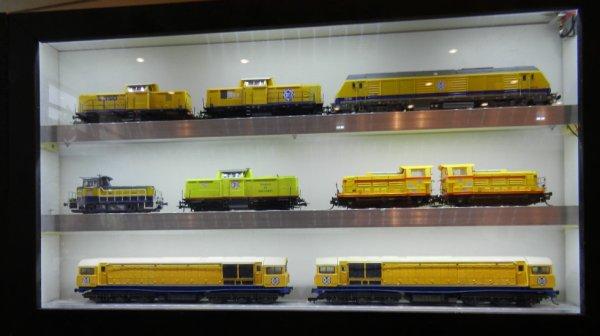Ma visite - Expo de Modélisme ferroviaire ,centre culturel de Chelles 2018 (f2)