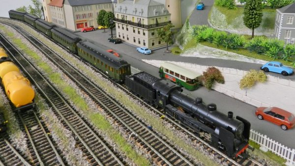 Mon réeau - Mes locomotives et wagons armistice 1918  (1a)