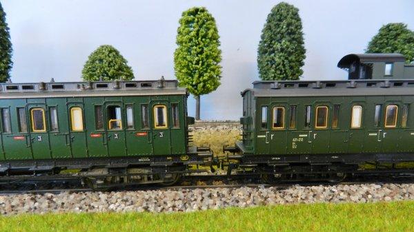 Mon réeau - Mes locomotives et wagons armistice 1918  (2a)