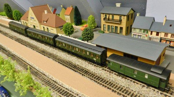 Mon réeau - Mes locomotives et wagons armistice 1918 (3a)