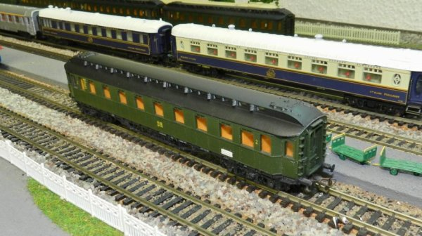Mon réeau - Mes locomotives et wagons armistice 1918 (a4)