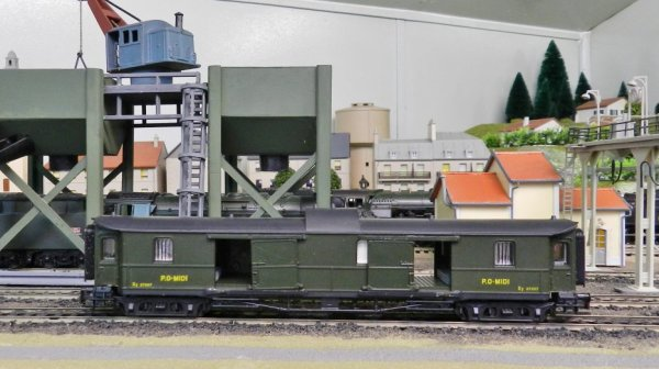 Mon réeau - Mes locomotives et wagons armistice 1918 (a5)