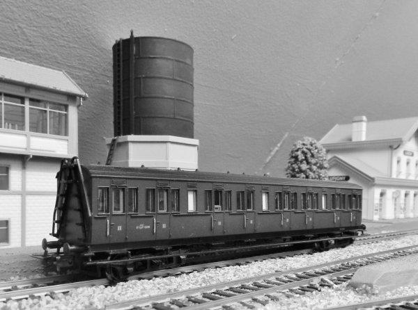 Mon réeau - Mes locomotives et wagons armistice 1918 (a7)