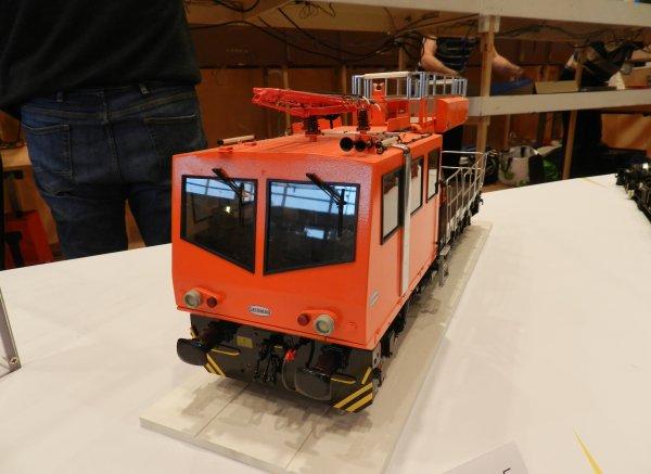 Ma visite - Expo de Modélisme ferroviaire ,centre culturel de Chelles 2018 (c3)