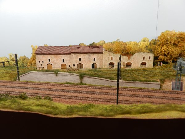 Ma visite - Expo de Modélisme ferroviaire ,centre culturel de Chelles 2018 (h3)