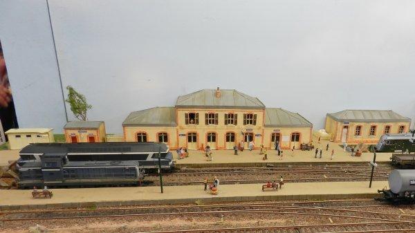 Ma visite - Tergnier Model'Expo 2018 (j1)