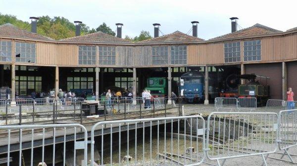 Ma visite - L'Ajecta journée de la vapeur, c'était les 19 et 20 Septembre 2020(c1)