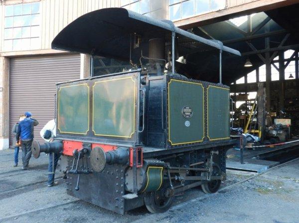 Ma visite - L'Ajecta journée de la vapeur, c'était les 19 et 20 Septembre 2020(c2)