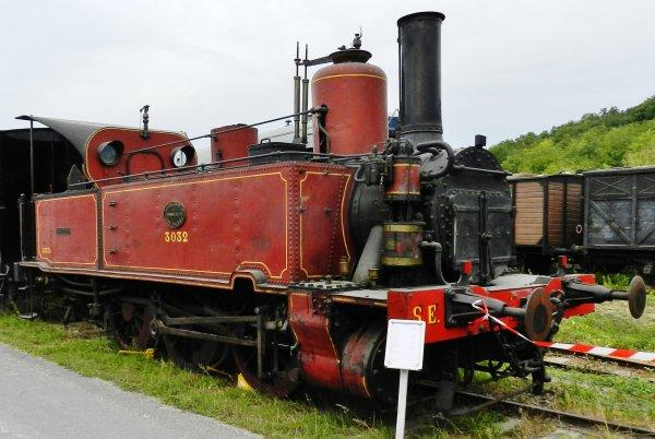Ma visite - L'Ajecta journée de la vapeur, c'était les 19 et 20 Septembre 2020(d1)