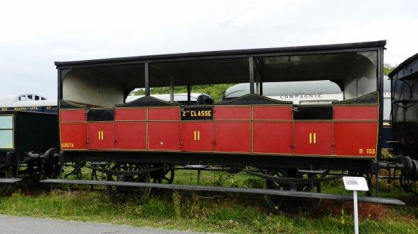 Ma visite - L'Ajecta journée de la vapeur, c'était les 19 et 20 Septembre 2020(d2)