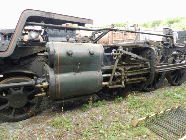 Ma visite - L'Ajecta journée de la vapeur, c'était les 19 et 20 Septembre 2020(e1)